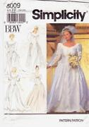 Wedding Dress Patterns