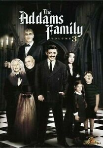 The Addams Family Complete Series Dvd