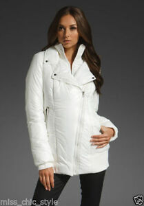Fabulous MACKAGE white puffer jacket coat small NEW with tags S