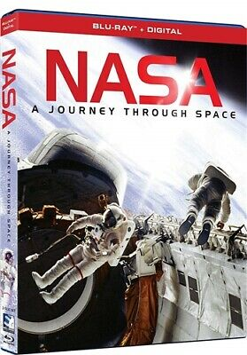NASA A JOURNEY THROUGH SPACE New Blu-ray 6 Hour Documentary Series