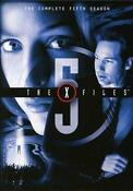 X-files Season Five DVD