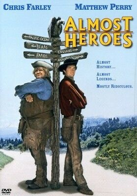 Almost Heroes [New DVD] Ac-3/Dolby Digital, Dolby, Dubbed, Subtitled, Widescre