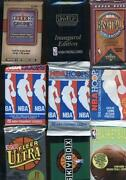 Basketball Wax Packs