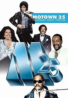 Motown 25  Yesterday Today Forever Dvd 610583487695