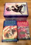 Harry Potter Hardback Set