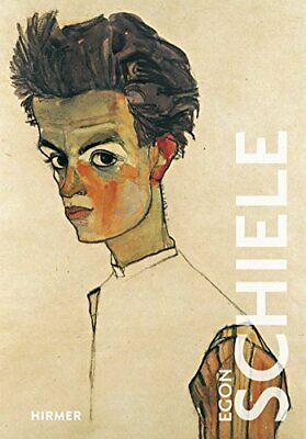 Egon Schiele (The Great Masters of Art) New Hardcover Book
