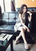 Black Dress White Collar