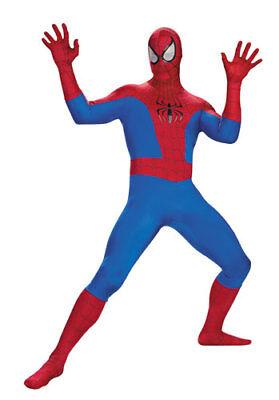 Spider-Man Ultimate Adult Mens Halloween Costume - Spider Man Halloween