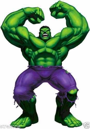 Incredible Hulk Stickers Ebay