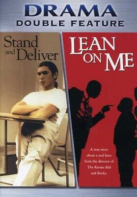 Stand & Deliver & Lean on Me [New DVD]