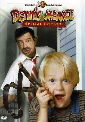 Dennis the Menace [New DVD] Anniversary Edition, Dolby, Dubbed, Subtitled, Wid