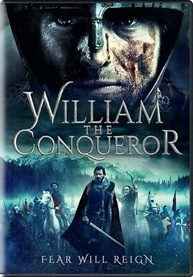 WILLIAM THE CONQUEROR New Sealed DVD
