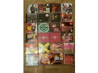 25 CDs