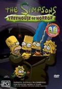 Simpsons Treehouse of Horror DVD