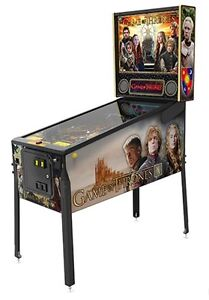 NEW STERN PINBALL GAME OF THRONES PRO
