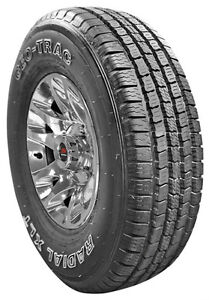 4 NEW LT 265/75R16 Geo-Trac XLT Tires 265 75 16  2657516  R16 E 10 Ply
