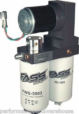 FASS FUEL SYSTEM TITANIUM SERIES Fits 05-16 DODGE CUMMINS 95 GPH