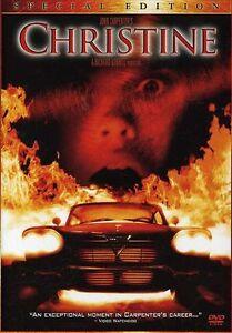 Christine [Special Edition] DVD Region 1 WS