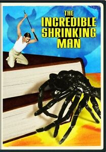 THE INCREDIBLE SHRINKING MAN New Sealed DVD