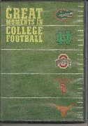 College Football DVD