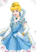Disney Prinzessin Gardine