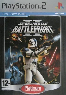 star wars battlefront 2 ps2 Playstation 2