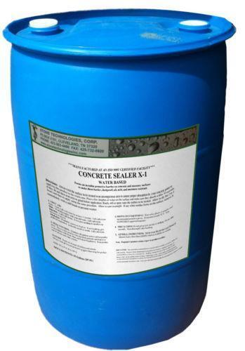 Concrete Sealer Ebay