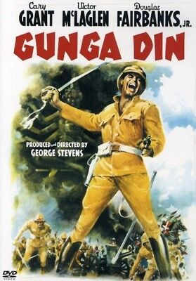 Gunga Din [New DVD] Subtitled, Standard Screen