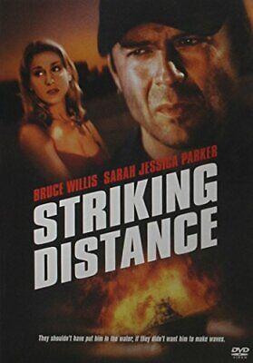 Striking Distance DVD  - $7.00