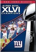 Superbowl DVD