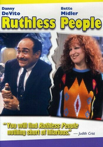 Ruthless People [new Dvd]