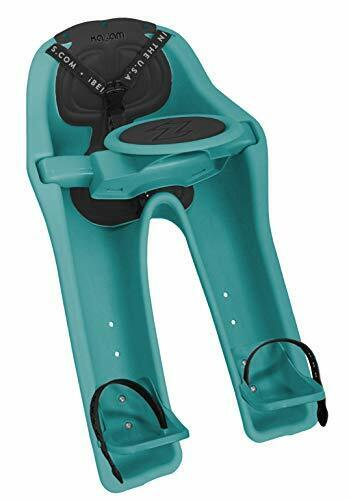 Child Bicycle Safe-T-Seat Front Mount Bike Carrier Teal