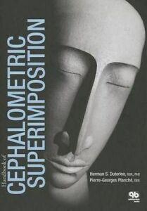 USED (LN) Handbook of Cephalometric Superimposition by Herman S. Duterloo