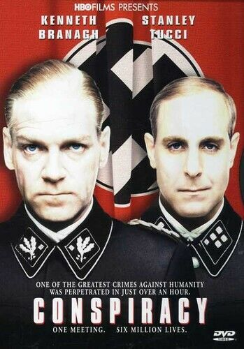 Conspiracy [new Dvd] Subtitled