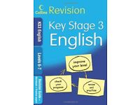 Collins Key Stage 3 English Revision Guide Levels 6-7