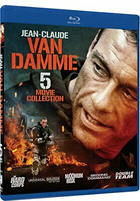 Jean-Claude Van Damme - 5 Movie Pack - Blu-ray NEW!