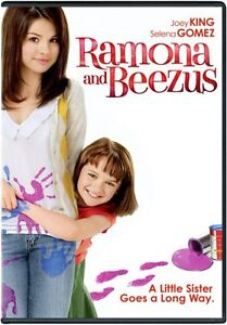 RAMONA AND BEEZUS New Sealed DVD Selena Gomez