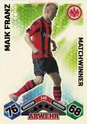 Match Attax Matchwinner 10 11