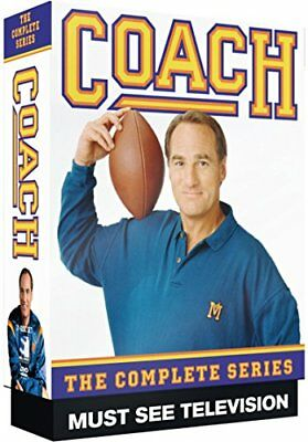 Coach Complete Series  Dvd 21 Disc
