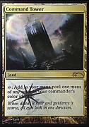 Foil Command Tower