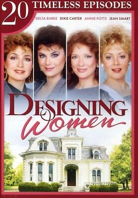 Designing Women: 20 Timeless Episodes [New DVD] Full Frame, Dolby