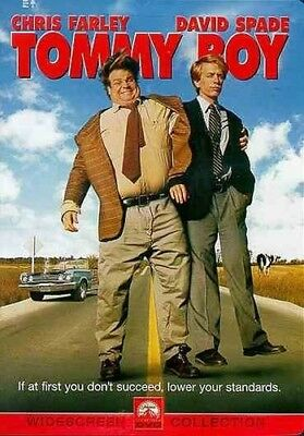 Tommy Boy [New DVD] Ac-3/Dolby Digital, Dubbed, Subtitled, Widescreen