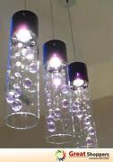 Crystal Pendant Light Shade