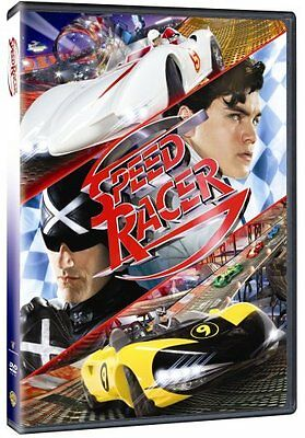 SPEED RACER   -DVD NEUF CELLO