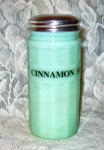 Now you vintage cinnamon sugar shaker Where China