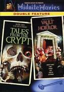 Vault of Horror DVD