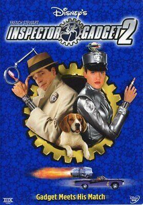 Disney Inspector Gadget 2 (DVD, 2003) Kids Movie