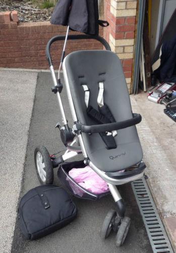 Quinny Buzz 3 & Quinny Buzz Seat Unit | eBay