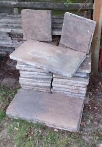 Used Patio Slabs