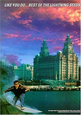 Like You Do...the Best of the Lightning Seeds (Piano Vocal Guitar)